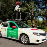 Aclima sensors on a Google Street View car.