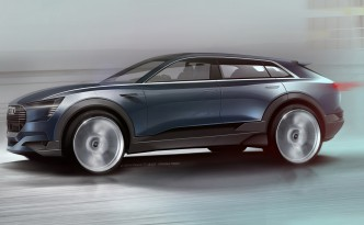 Audi e-tron Quattro Concept All-Electric SUV Set for 2018 Production