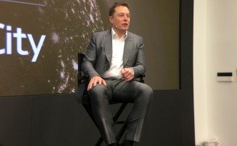 Tesla CEO Elon Musk knows how to terraform Mars.