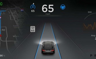Tesla Autopilot - One More Step Toward Tesla Model S Autonomous Driving