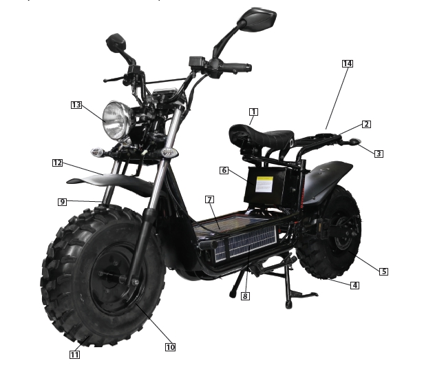 I Ve Dreamed Of This An Electric Honda Ruckus