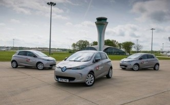 Renault electric vehicles have pulled in big numbers in 2015.