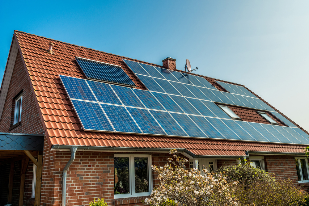 5 easy ways to save money and energy at home the green for How to use solar energy in your home