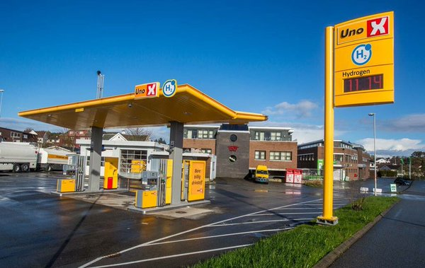 Norway to introduce New Hydrogen Refueling Stations  The Green