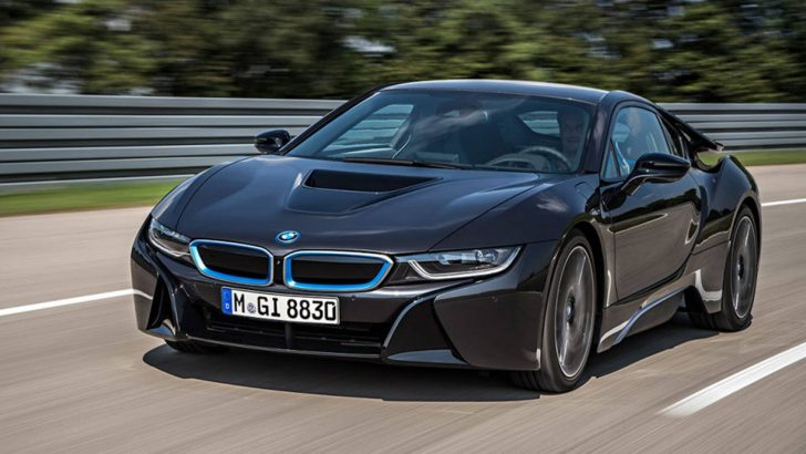 Bmw S Masterplan To Electric Car Transition
