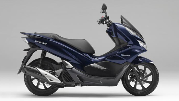 Hondas First Hybrid Scooter To Be Launched In September 2018 The