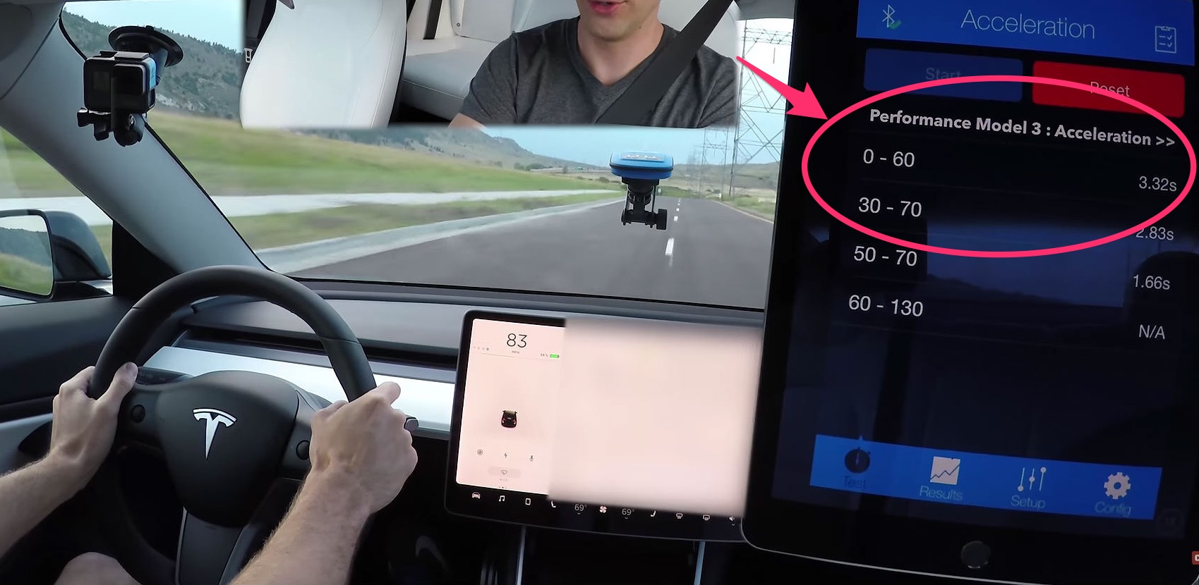Model 3 Performance Tesla Has Lied About Its 0 60 Time
